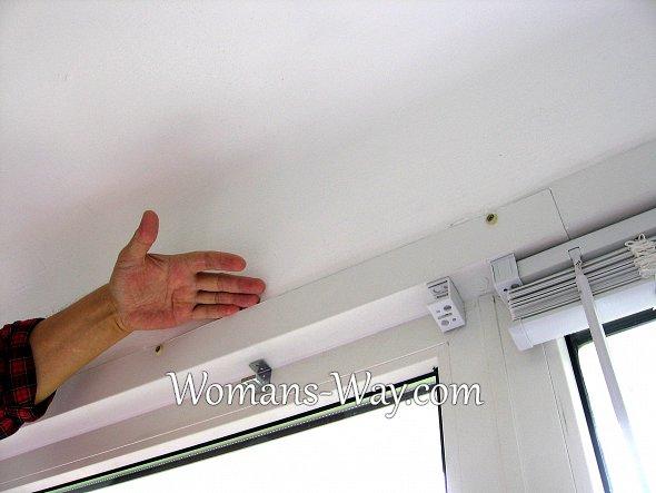 Как правильно установить жалюзи на окнах