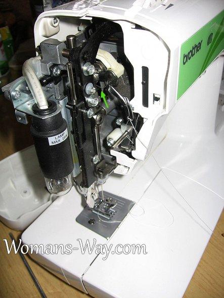 Инструкция к швейной машине Brother xr 36